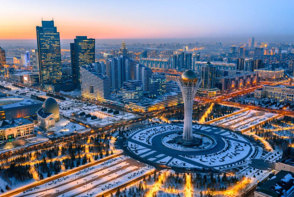 Астана (Нур-Султан)