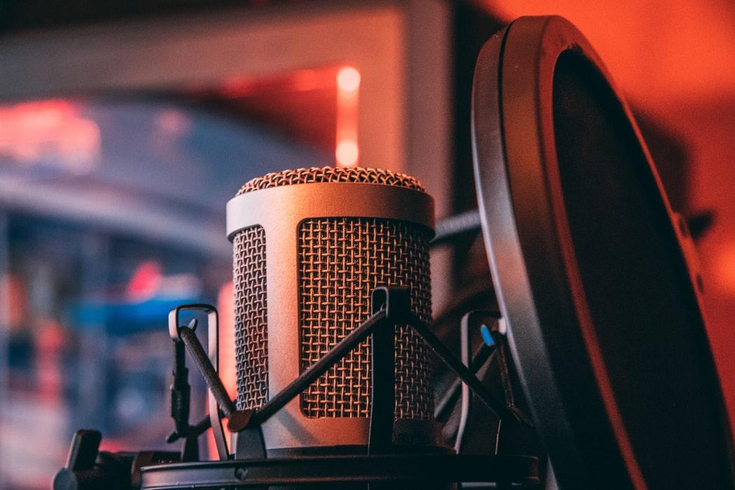 Звукозаписывающий микрофон