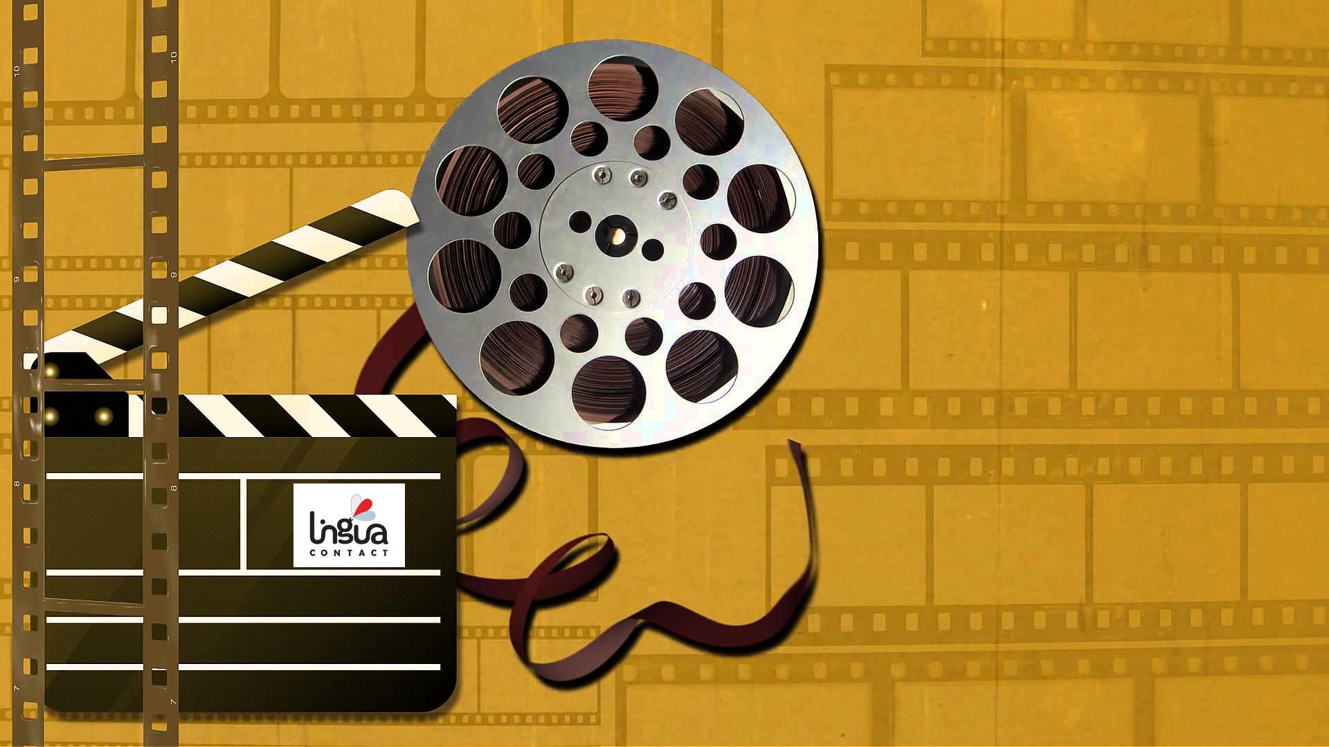 Кинохлопушка и кинолента