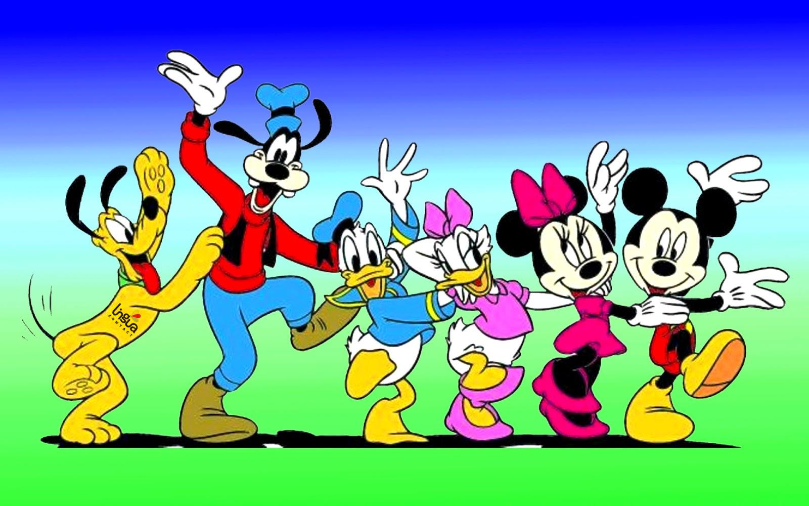 Мики Мауз и его друзья