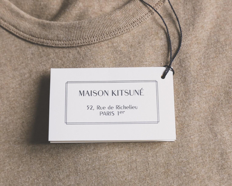Пример этикетки для одежды