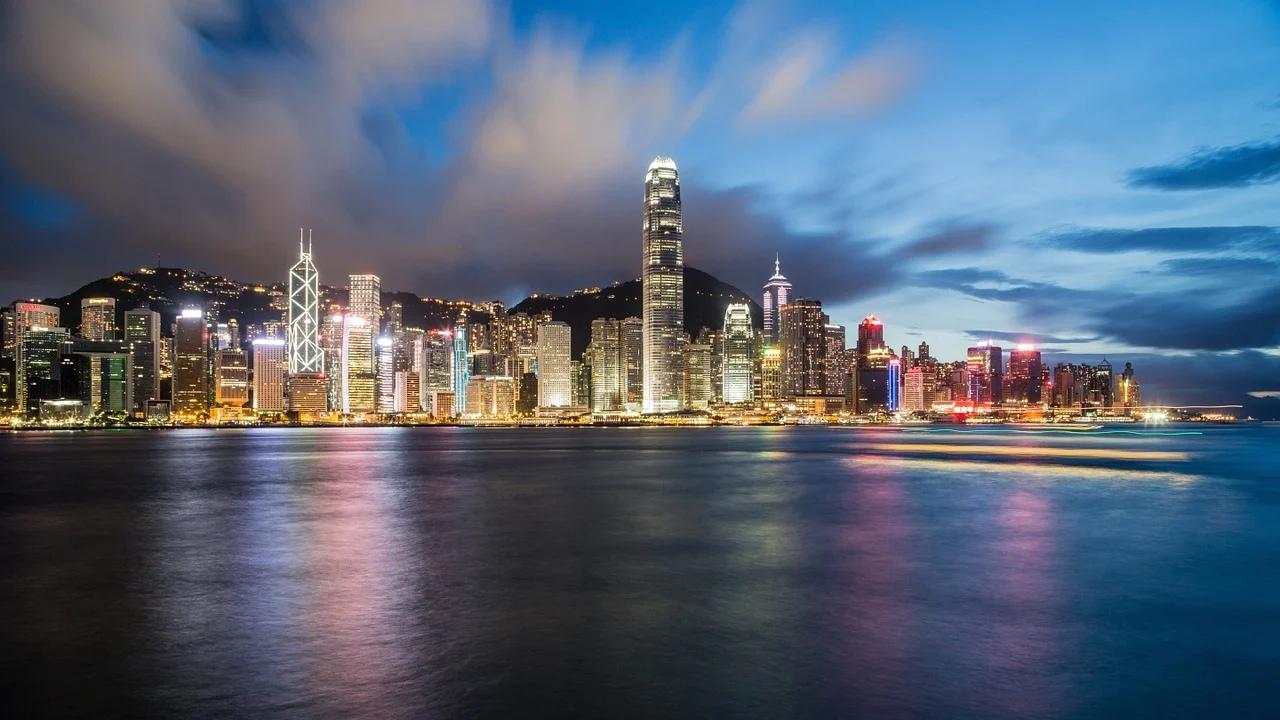 Гонконг — столица Китая