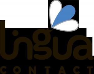 Logotip Lingua Contact