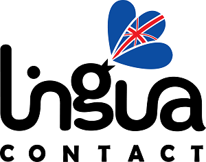 Logotip Lingua Contact