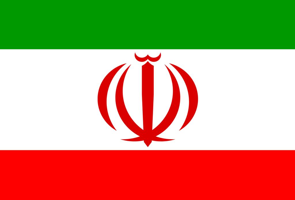 Флаг Ирана