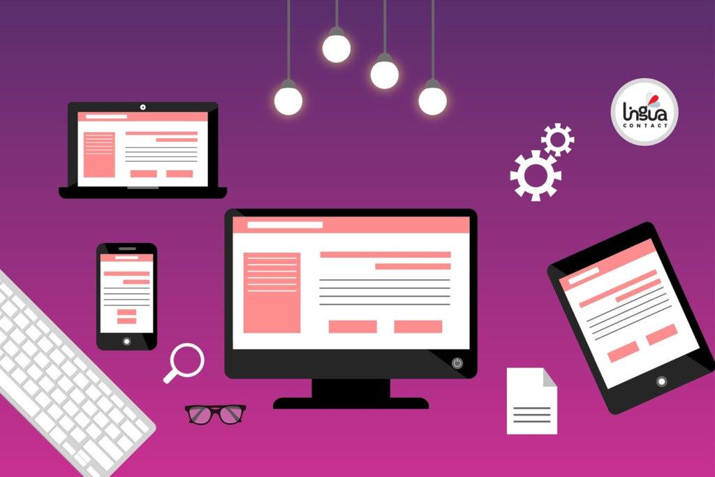 Адаптация сайта для разных устройствах