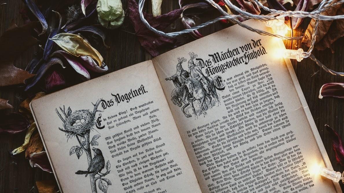 Немецкая книга